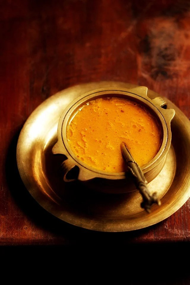 carrot payasam recipe