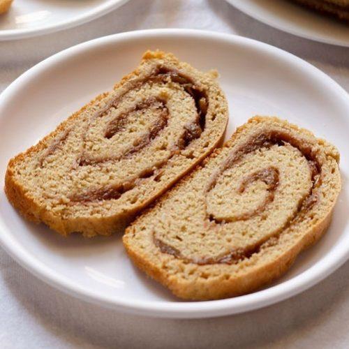 jam bread rolls recipe
