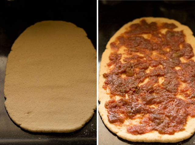 dough for jam bread rolls recipe