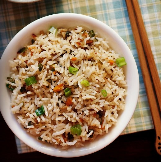 Best Asian Fried Rice Recipe