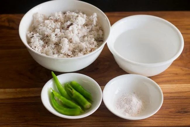 coconut chutney for fasting or vrat