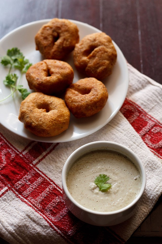coconut chutney vrat fasting recipe