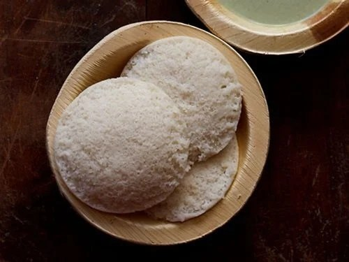 idli recipe with cooked rice