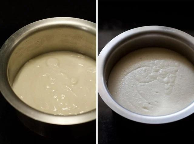 batter for rice idli recipe