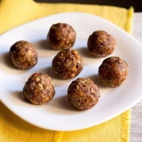 dry fruits ladoo recipe