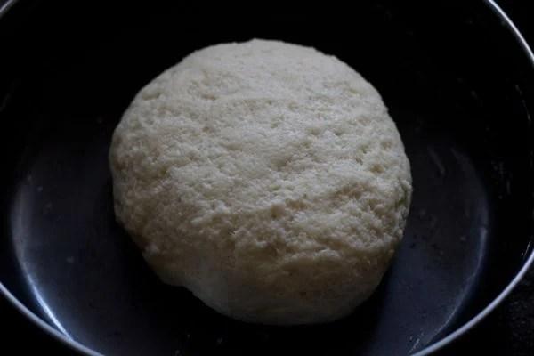 dough for bhatura recipe