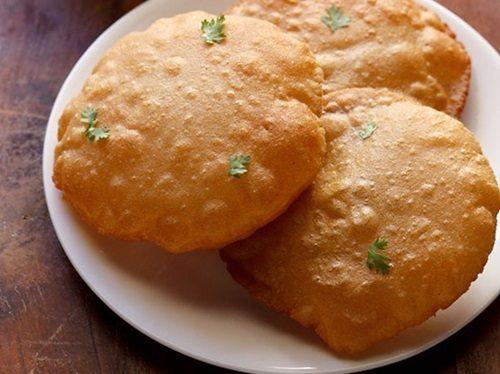 rajgira ki poori recipe