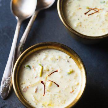 Kheer Recipe – Rice Kheer
