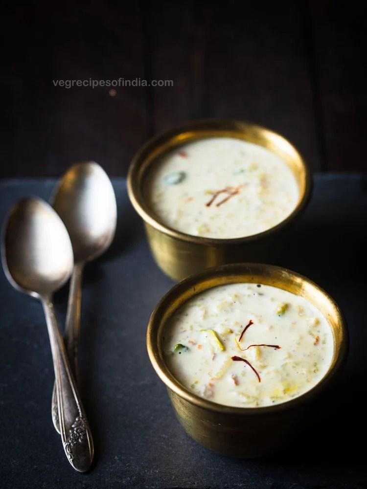 rice kheer recipe, chawal ki kheer recipe
