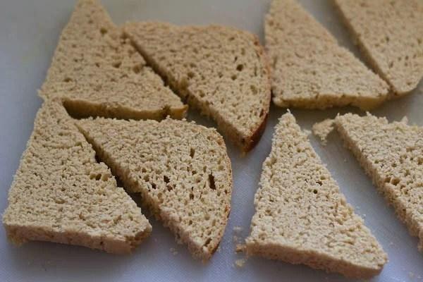 bread slices for cheese chilli toast recipe
