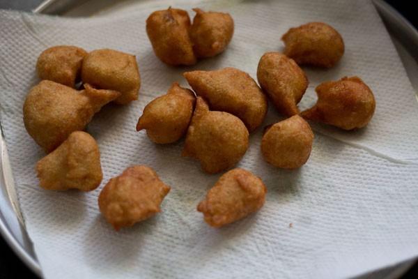 making dahi vada recipe