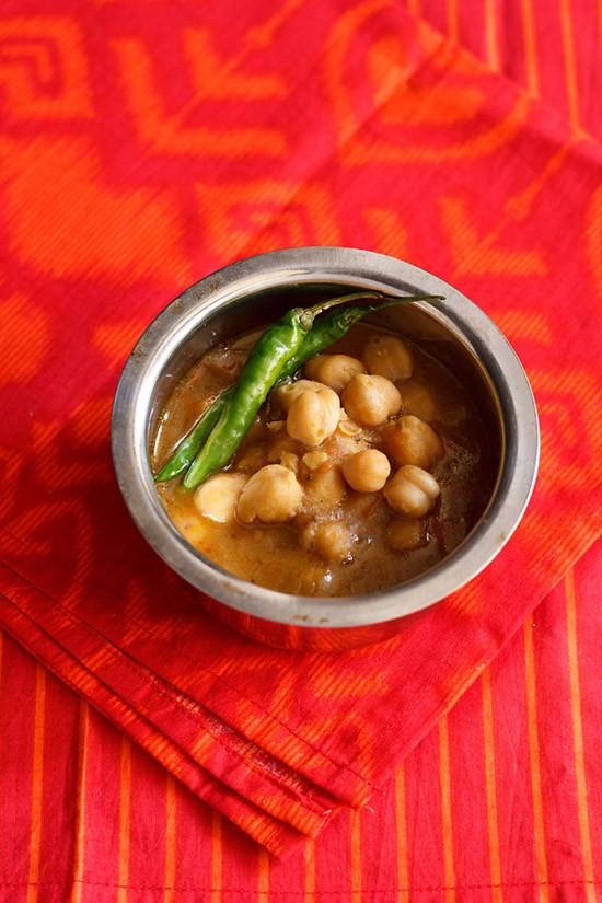 easy chole recipe, easy chole masala, punjabi chana masala recipe
