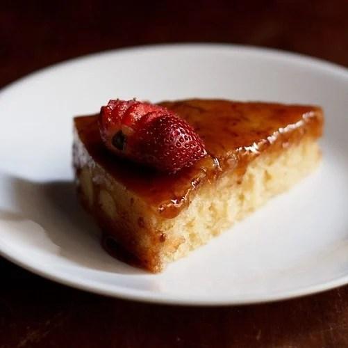 Awe Inspiring Eggless Vanilla Cake Personalised Birthday Cards Arneslily Jamesorg
