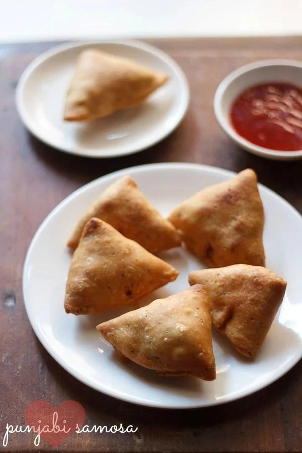 Punjabi samosa recipe, samosa recipe