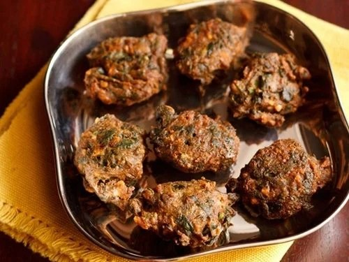 palak pakora recipe for vrat