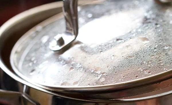 making aloo matar recipe