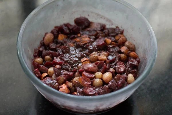 soaked dry fruits for christmas wine fruit cake recipe