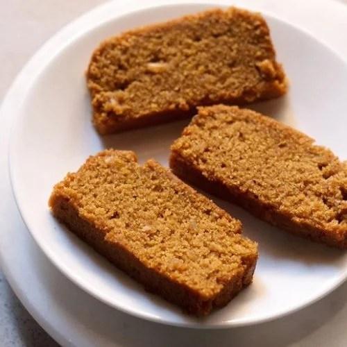 eggless gingerbread cake recipe