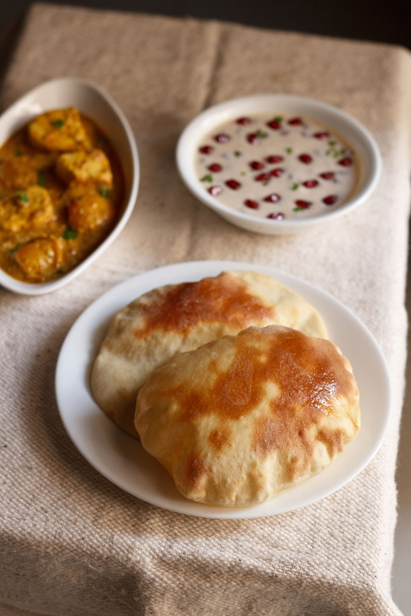 naan bread recipe, naan recipe with yeast