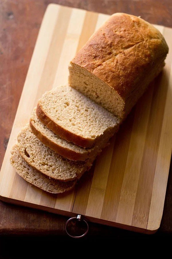 whole wheat bread, wheat bread, atta bread