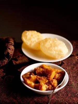 bengali dum aloo recipe, bengali style dum aloo recipe