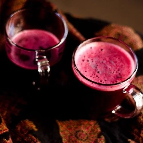 black grapes juice recipe