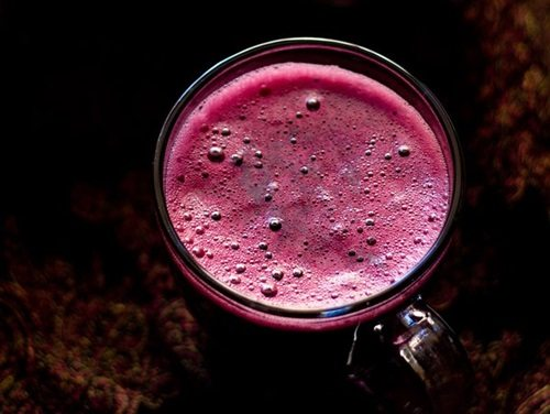black grapes juice recipe