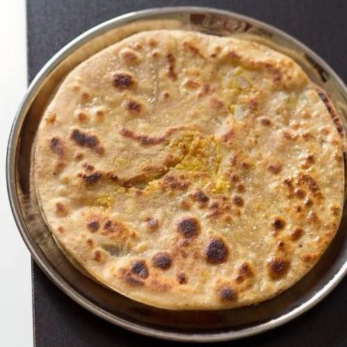 dal paratha recipe, dal ka paratha recipe, chana dal paratha