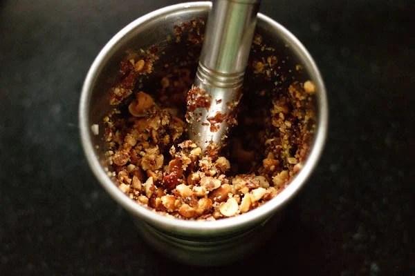 peanuts for shengdanayacha thecha