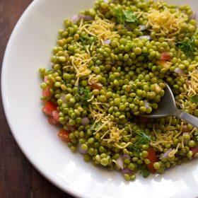hurda bhel recipe, sorghum bhel recipe