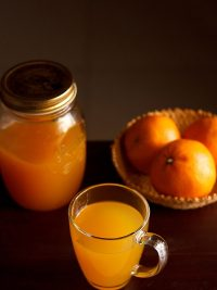 orange squash recipe, how to make orange squash | orange drink