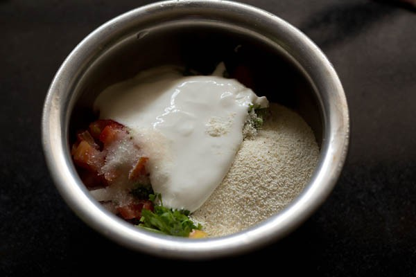 rava for rava toast recipe