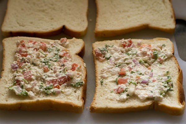 bread for rava toast recipe