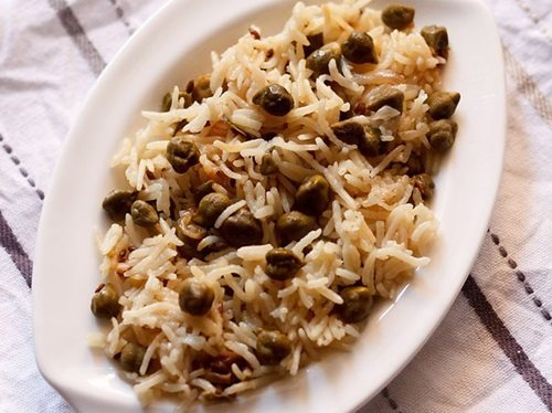 choliya pulao recipe