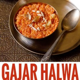 gajar halwa recipe, carrot halwa recipe