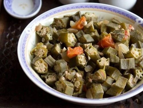 bhindi bhaji recipe Goan style