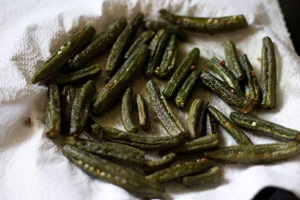 sauteed bhindi
