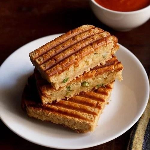 aloo toast recipe, potato sandwich recipe