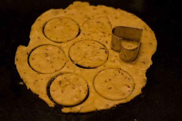 dough for papdi recipe