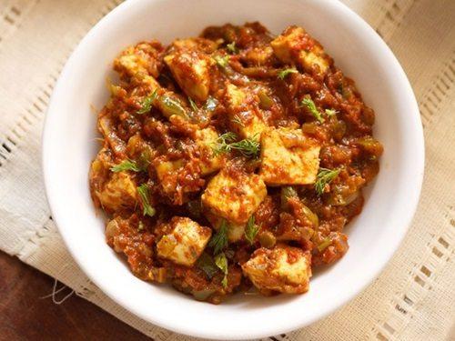 tawa paneer masala recipe
