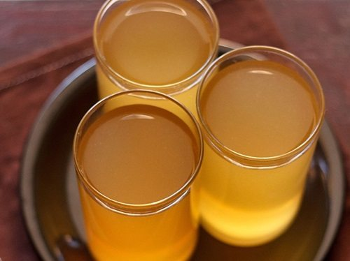 khus syrup recipe