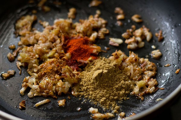 spice powders for malai paneer recipe