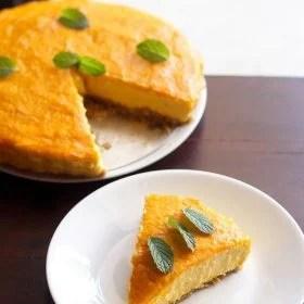 mango cheesecake recipe