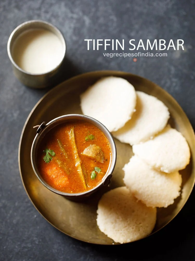 tiffin sambar