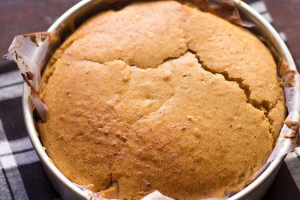 baked mawa cake recipe