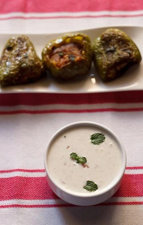 onion raita recipe