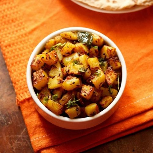 gujarati batata nu shaak recipe
