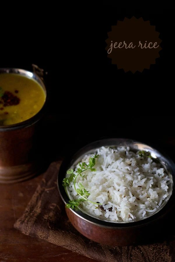 easy jeera rice recipe, jeera rice recipe, cumin rice recipe