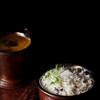 Jeera Rice (One Pot + Restaurant style)