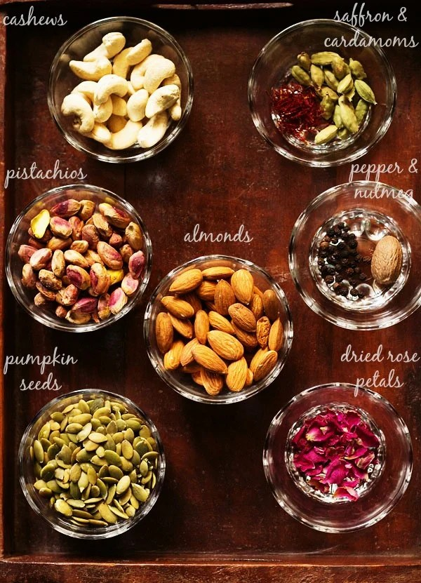 dry fruits for masala milk powder, milk powder dry fruits